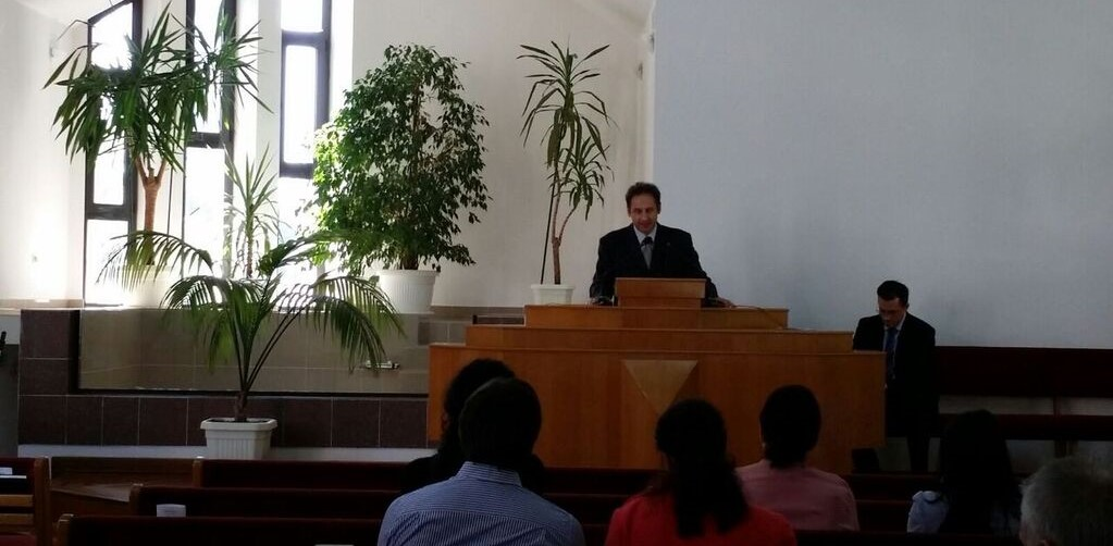 Internetsko druženje za pastore